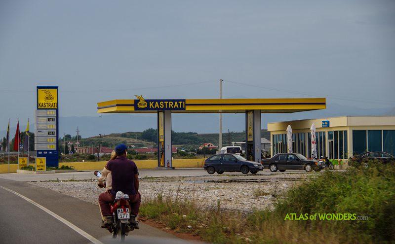 Gasolineras Kastrati