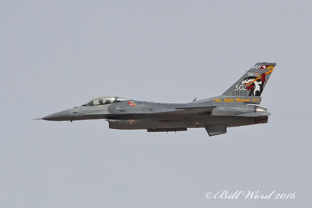General Dynamics F 16c Viper Cncc 162 Usaf 92 3920 27 Fs T
