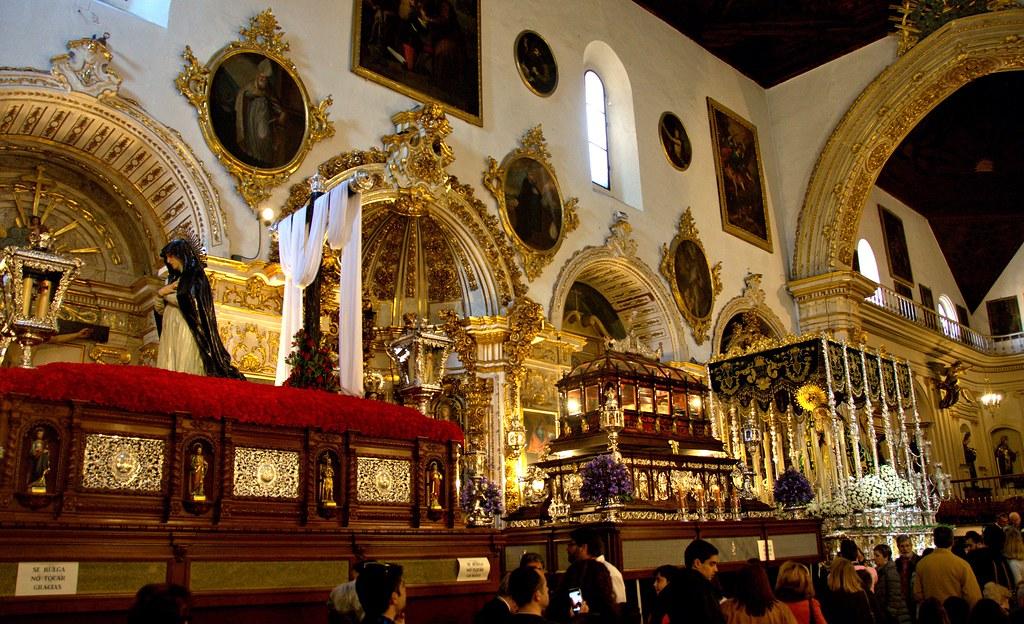 Parroquia de san gil y santa ana granada 5719 25 3 2016 - Santa ana granada ...
