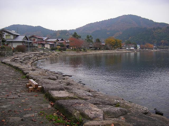 日本琵琶湖。圖片來源:rockriver(CC BY 2.0)