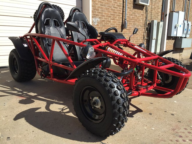 Go Kart200h 150cc 4 Stroke Engine Off Road Go Kart Slgk