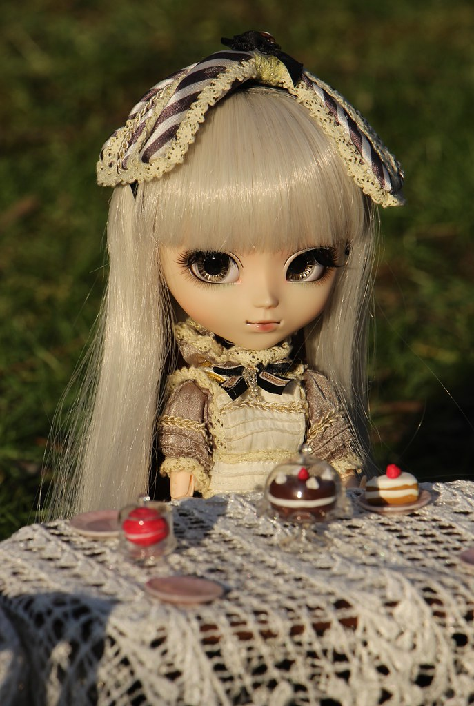 Alice, Pullip Classical Alice Sepia ♥ (News Page 3 !) - Page 2 24462831423_b22a5335bd_b