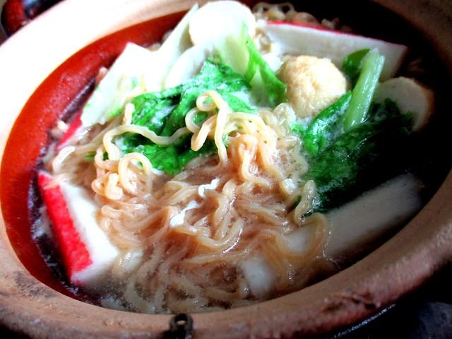 Jiali claypot noodles 2