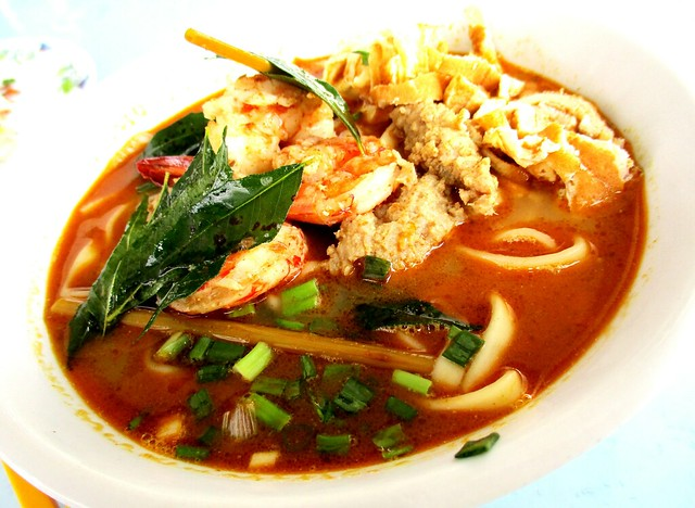 A one Cafe curry mee 1