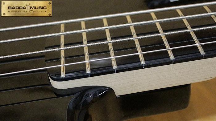 Circuito Ativo Fender Jazz Bass : Baixo fender squier deluxe jazz bass c ativo preto