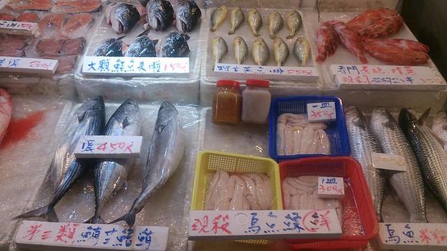 東方齒鰆變藍鰭鮪,養殖黃魚變野生黃魚。下次到觀光魚市,當個聰明的吃魚人吧!。圖片來源:白尚儒