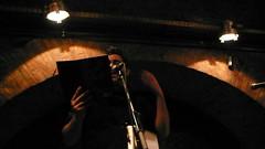 Basti B, textstrom Poetry Slam Wien