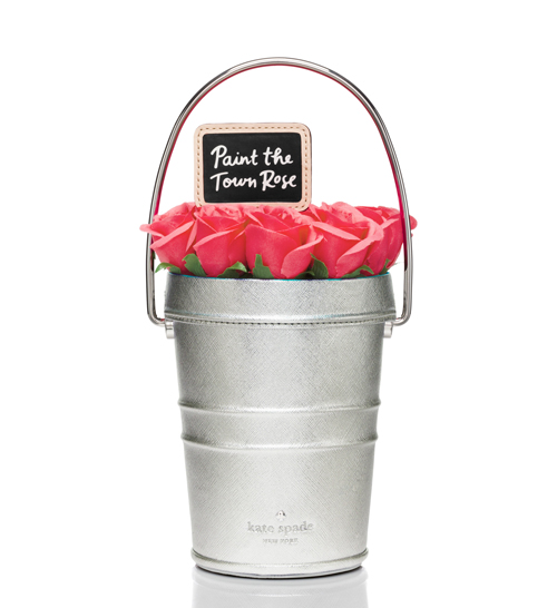 kate spade rose purse