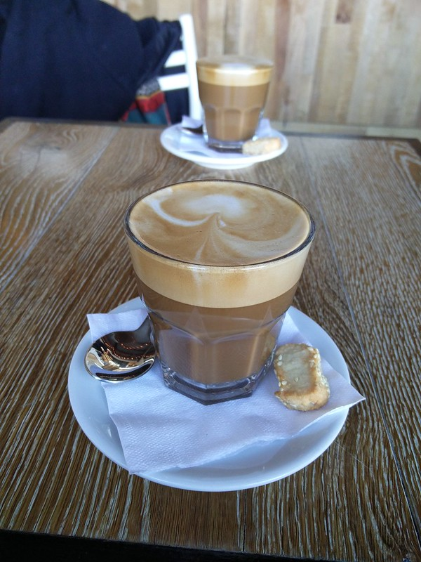 Cafe Dei Campi - Soy Latte