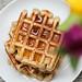 banana protein waffles (5)