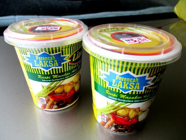 Liza sambal laksa Sarawak