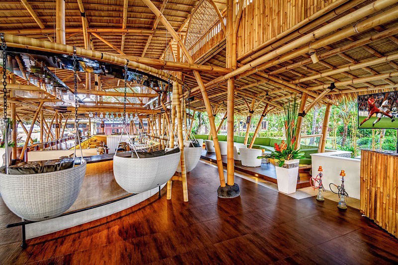 18 unique bars to experience nightlife beyond your imagination - Bamboo bar design ideas ...