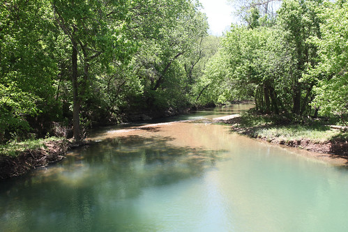 Spavinaw Creek