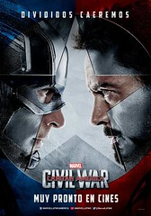 Capitán América, Civil War, de Marvel