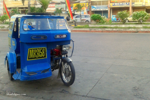 General Santos City Tricycle