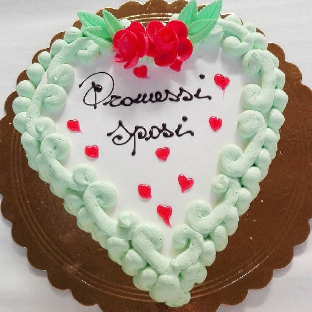 Preferenza Torta per la promessa di matrimonio! 💑 #instacake#instafo… | Flickr TE76