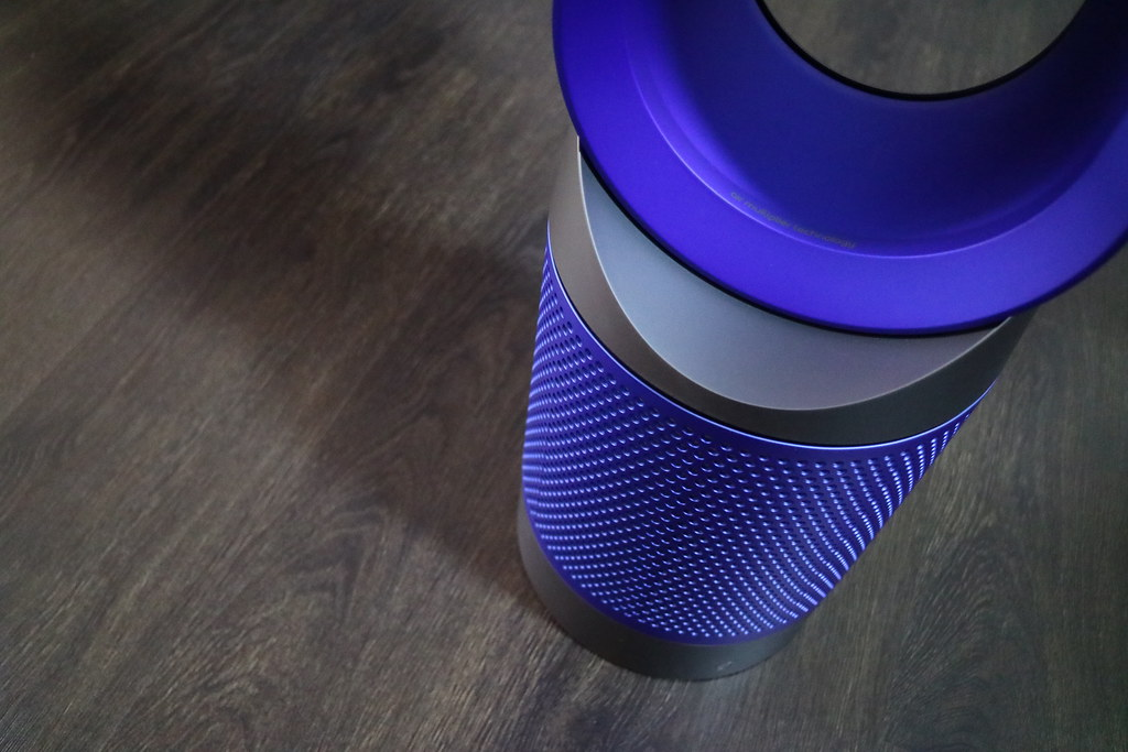 Now We Can Monitor The Air We Breathe with Dyson Pure Cool Link - Alvinology