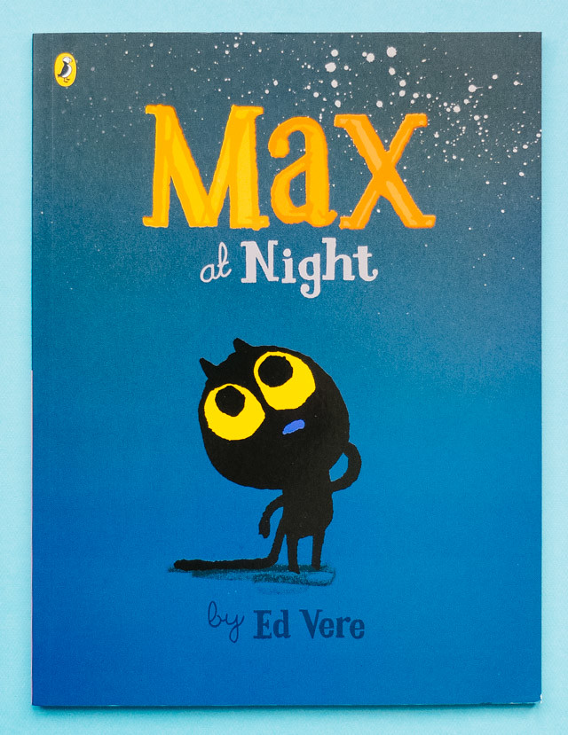 max at night - book review » cardboardcities - creative lifestyle blog