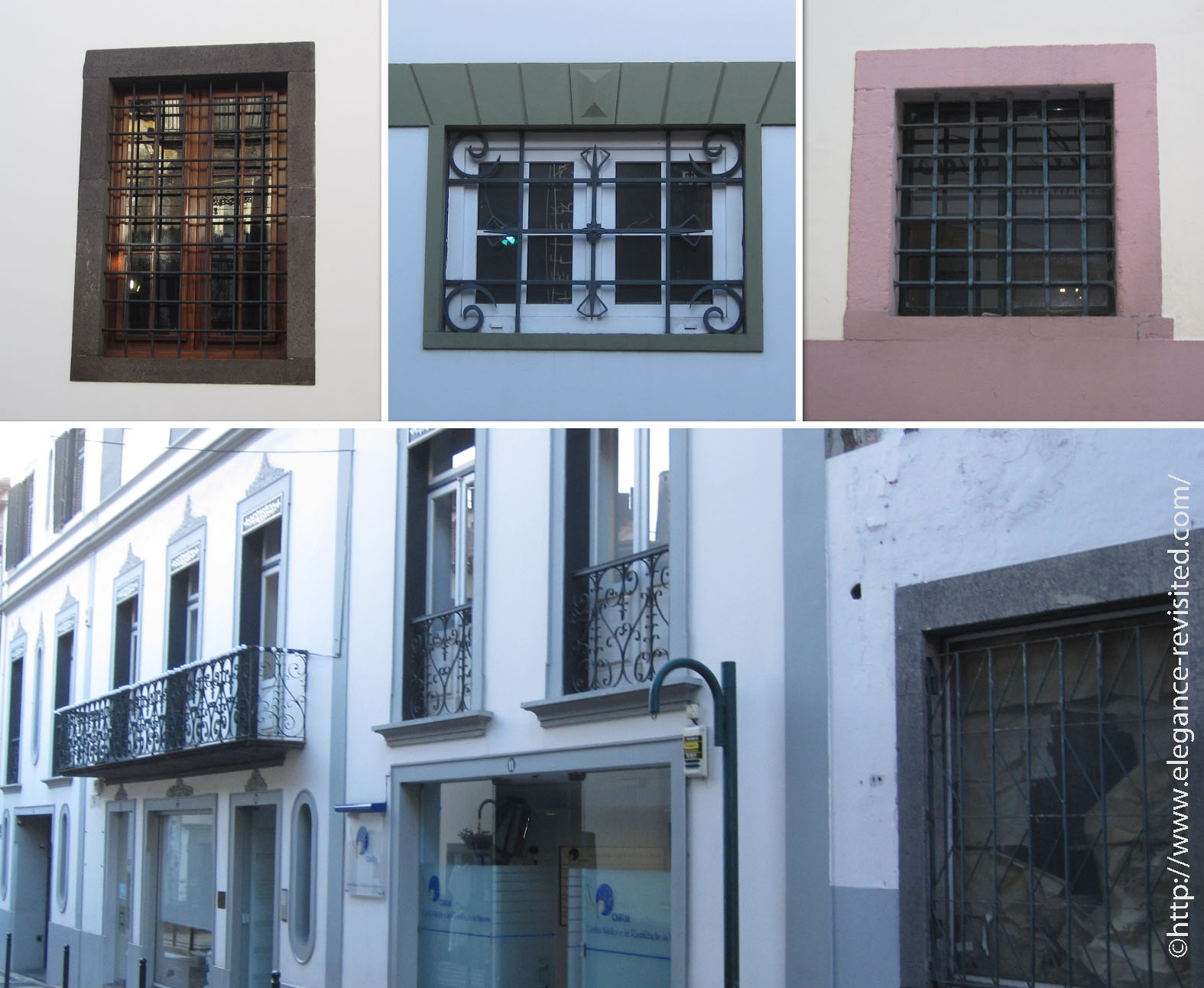 Madeira architecture
