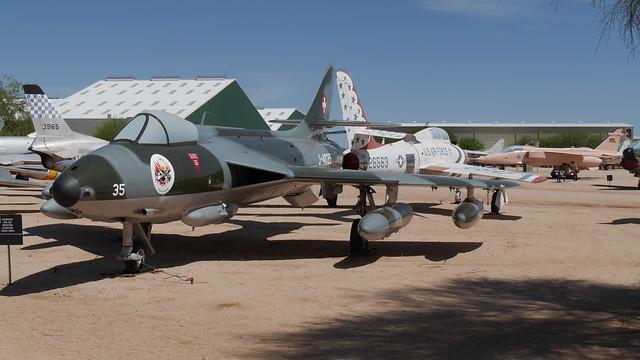 Hawker F.Mk.58 Hunter