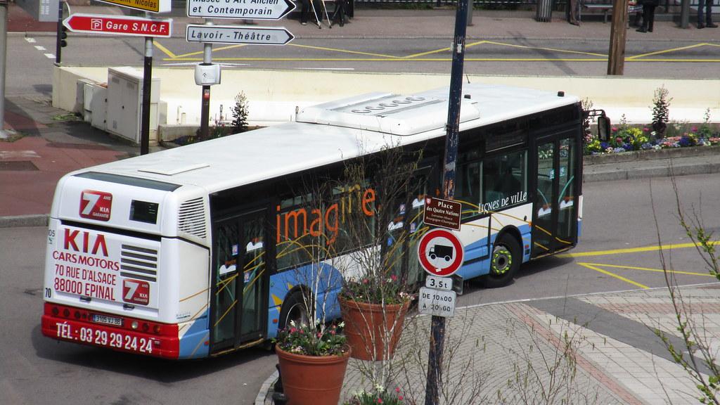 Irisbus Citélis S n° 105 - Page 5 26443087531_3baf56b5b0_b
