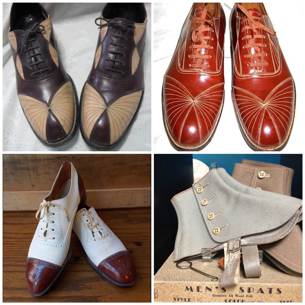 обувь 20-х