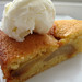 Caramelised Pear and Almond Cake