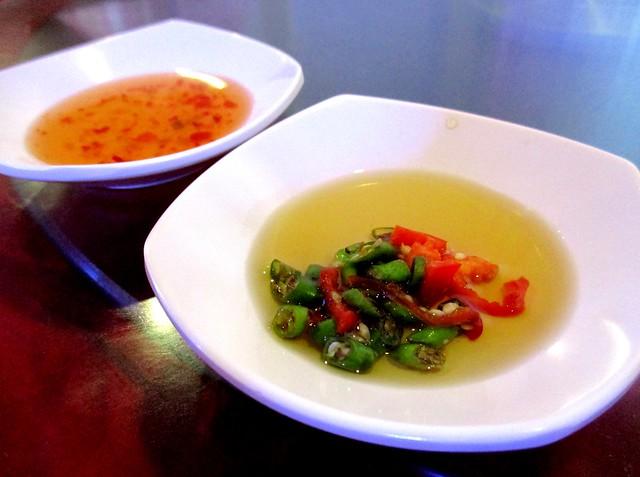 The Gathering, Sibu chili dips