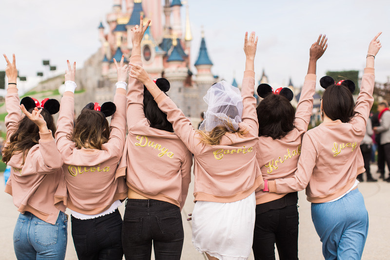 Disneyland Paris hen do
