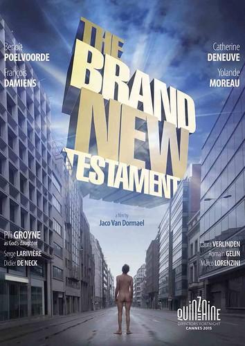 Yeni Ahit - Le Tout Nouveau Testament - The Brand New Testament (2016)