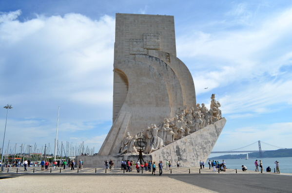 Monument to the Explorers, Lisbon