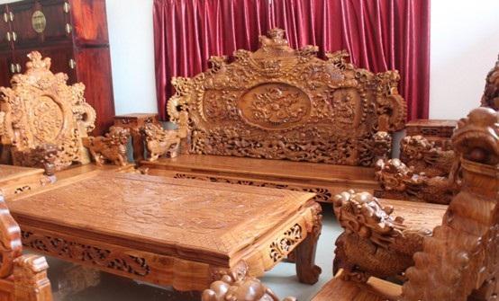 Đồ gỗ Mỹ Nghệ của Bắc Ninh và nhiều tỉnh thành Việt Nam có thế mạnh cạnh tranh lớn, so với hàng nội thất sản xuất công nghiệp của TQ...