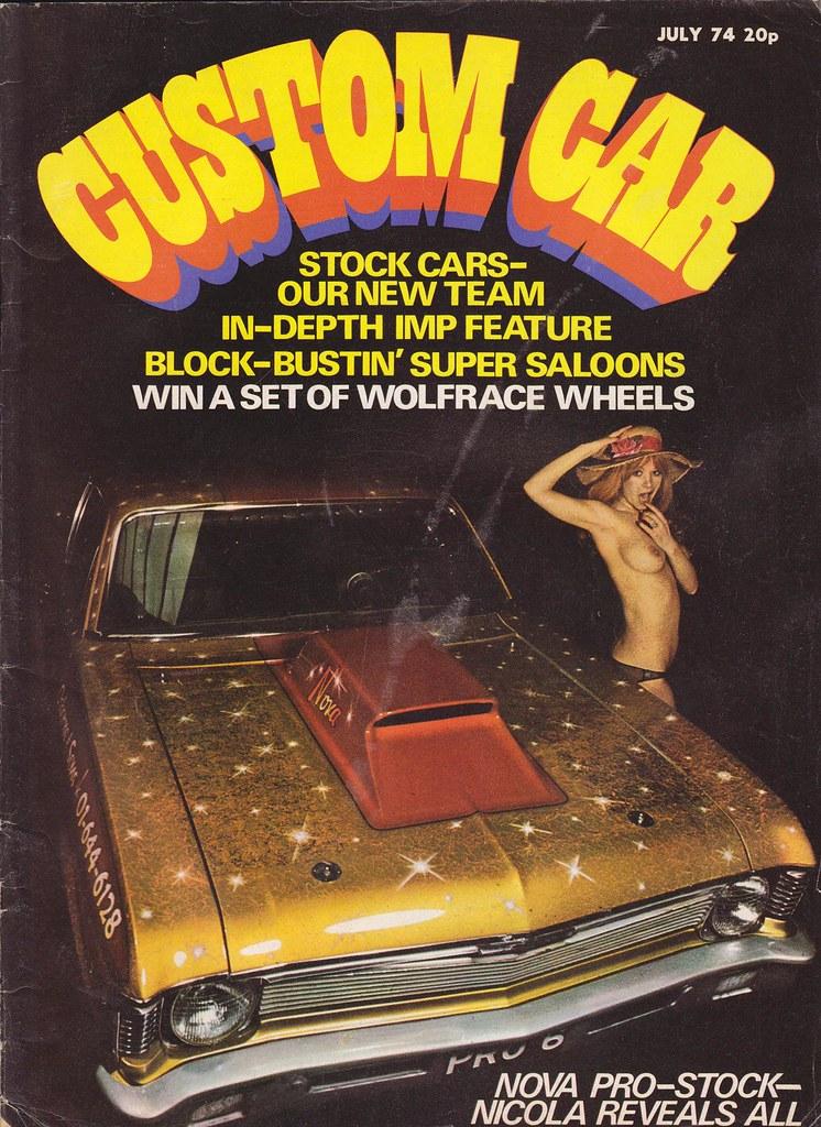 Retrospace: Vintage Wheels #26: 1970s Custom Car Magazines