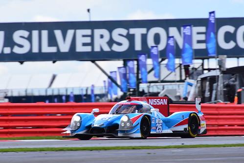 Michael Munemann - Chris Hoy - Parth Ghorpade, Ligier JS P2 - Nissan, ELMS Silverstone 2016