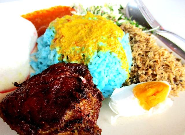 Sri Tanjung nasi kerabu 2