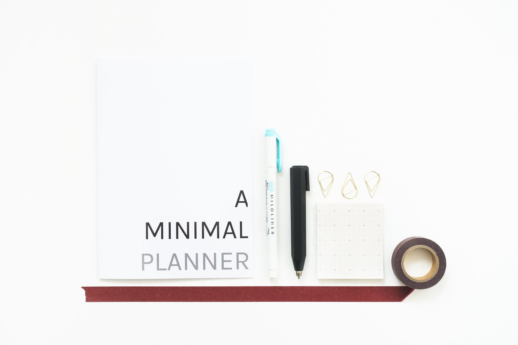 A Minimal Planner
