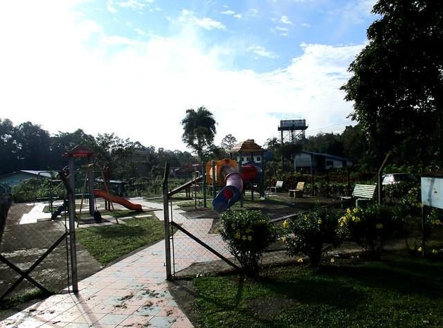 Selangau playground
