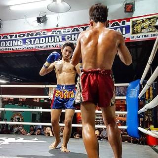 Boxe Tailandês em Bangkok