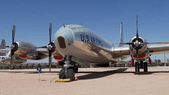 Boeing KB-50J Superfortress