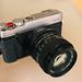 Fujifilm X-E1 with Canon FD 50mm 1.4