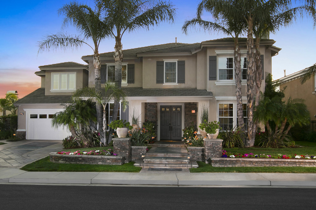 1039 S Sunstream Lane, Anaheim Hills