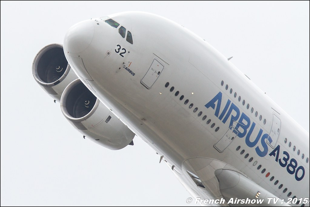 A-380 , Airbus Group, Paris Airshow 2015 , Salon du Bourget 2015 ,lebourget, Meeting Aerien 2015
