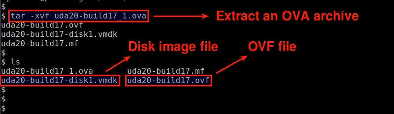 How to convert OVA image to QCOW2 format on Linux - Ask Xmodulo