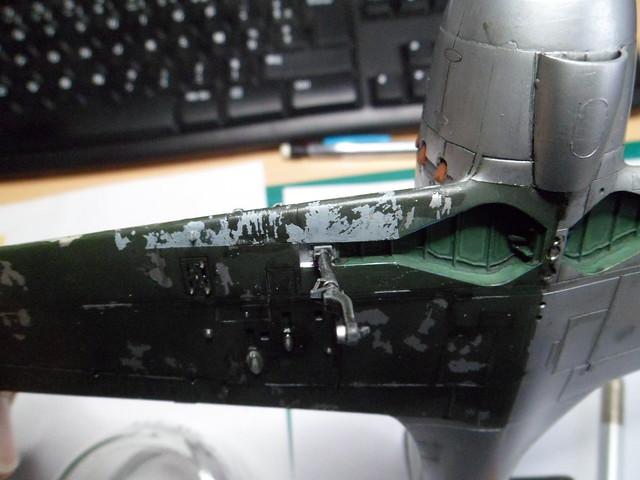 Pas-à-pas : Mitsubishi J2M3 modele 21 Raiden Jack [Tamiya 1/48] 24534518366_acc4958917_z