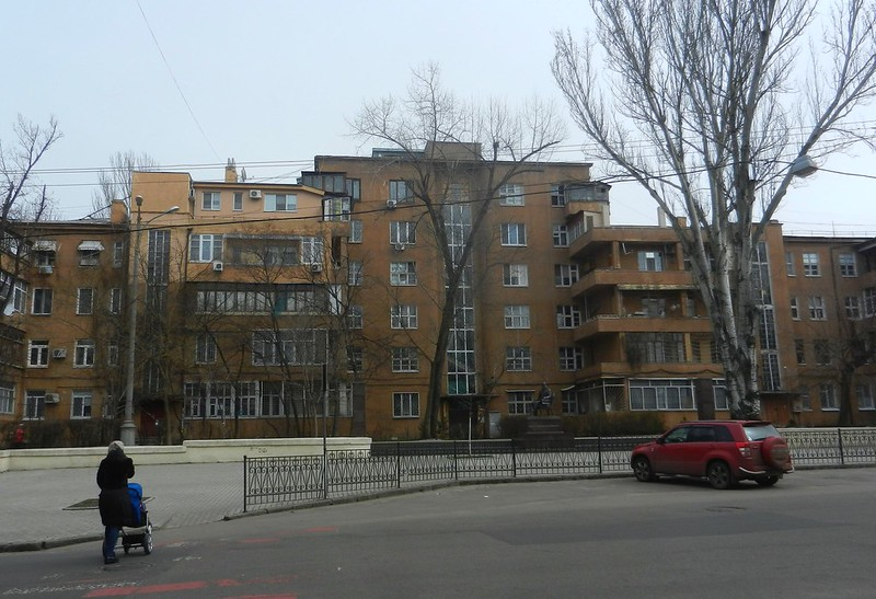 Одесса архитектура