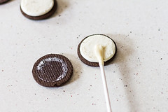 Daisy Girl Scout Oreo Pops