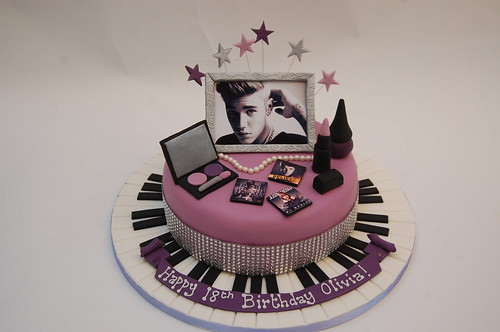 Excellent Justin Bieber Cake Beautiful Birthday Cakes Funny Birthday Cards Online Elaedamsfinfo