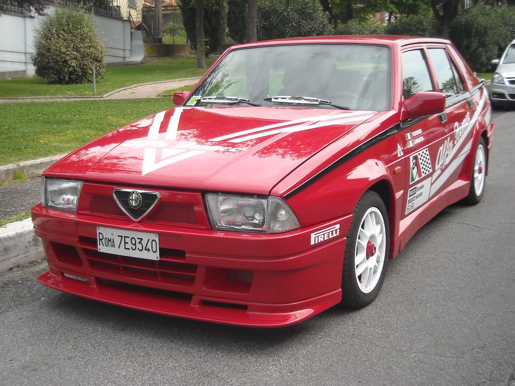 Alfa Romeo 75 Turbo - 1992