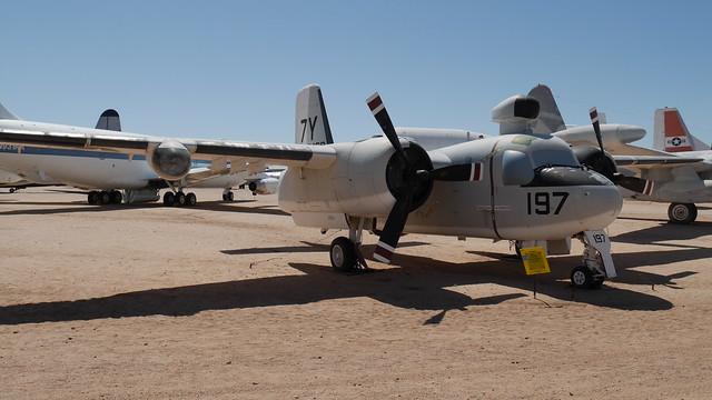Grumman S2F-1 (S-2A) Tracker