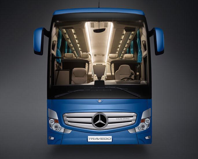 Mercedes Benz Yeni Travego 2016 Kasası | Mercedes Benz ...